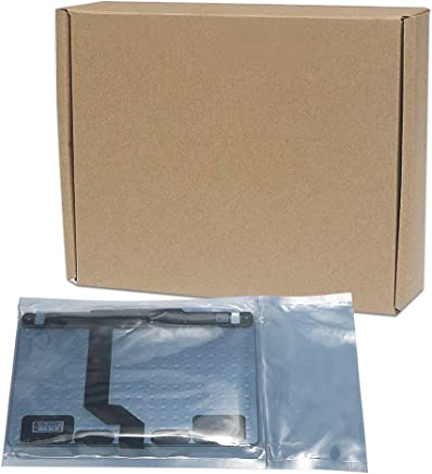 """Elemusi New Replacement A1502 Touchpad with Felx Cable 593-1657-A Trackpad for MacBook Pro 13"""" Retina A1502 (Late 2013 2014 Year) ME864,ME865,ME866."""