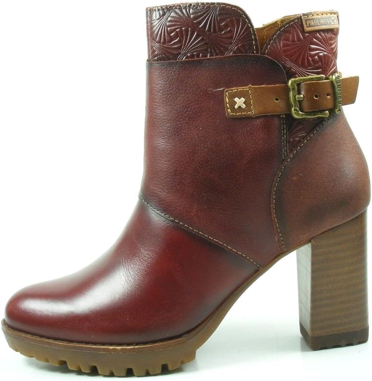 Pikolinos W7M-8886 Connelly Schuhe Damen Ankle Stiefel Stiefeletten