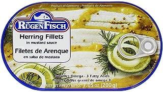Best rugen fisch herring fillets Reviews