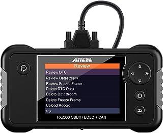 ANCEL FX2000 Vehicle OBD2 Scanner Automotive Car Code Reader Check Engine ABS SRS..