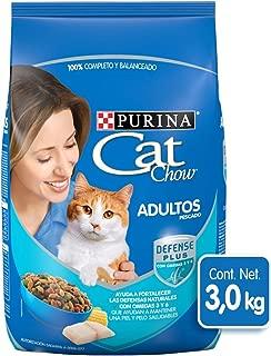 Cat Chow Pescado Adulto 3 Kg