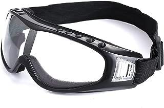 Nrpfell 5 Pezzi Trasparenti Occhiali da Sci Telaio Miopia Sci Snowboard Occhiali Occhiali Occhiali da Sole Adattatore Miopia Cornice nel Linea Telaio Lenti Miopia