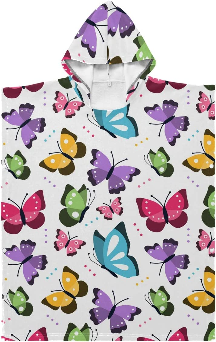 LORONA Max 74% OFF Kids Teens Polyester-Cotton Blend with Colorful 4 years warranty Pattern F