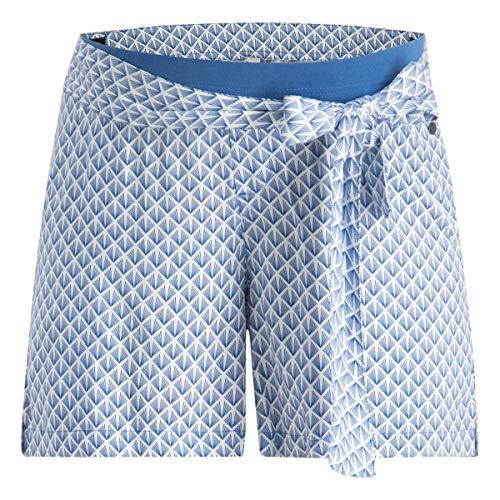 ESPRIT Maternity Damen Bermuda UTB Umstandsshorts, Mehrfarbig (Grey Blue 423), (Herstellergröße: 38)