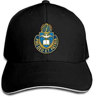 Us Army Chaplains Logo Adjustable Baseball Cap Casquette Hat Sun Hat