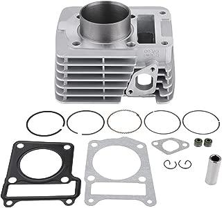 Aramox Car Cylinder Head Stud Kit Cylinder Head Nut Cylinder Head Stud for Chevrolet LS 1 LQ 9 4.8 L 5.3 L 5.7 L for 6.0 L Engine 97-03