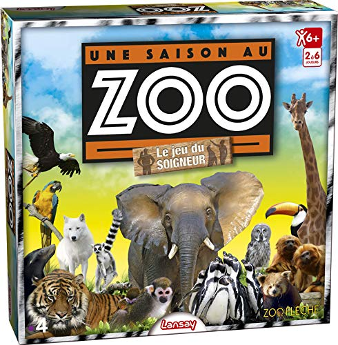une saison au zoo jeu leclerc