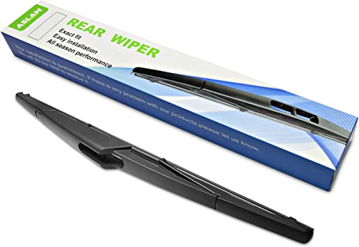 Rear Wiper Blade,ASLAM Rear Windshield Wiper Blades Type-E 16L for Kia Sedona 2006-2014,Exact Fit: image