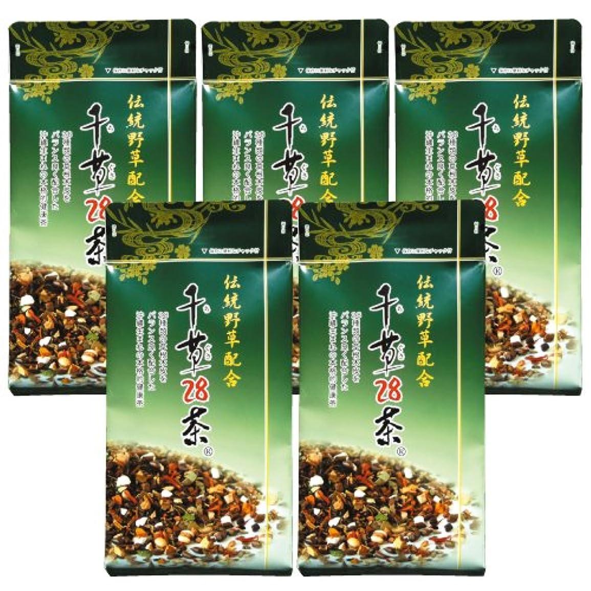 振るうにぎやかシンプトン千草28茶 200g×5個