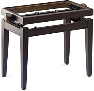 Stagg PB45 RWM Matte Rosewood Piano Bench (No Seat Top Included)