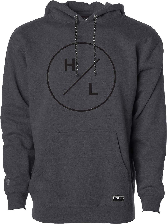 Hyperlite Tonal Pullover Black, Small, Medium, Large, XLarge, XXLarge