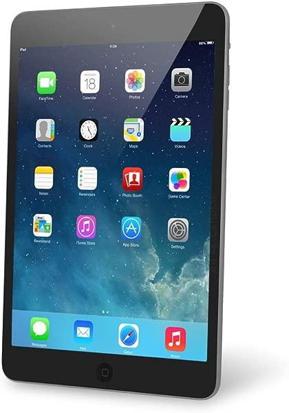 Apple IPad Mini 2 With Retina Display ME276LL A 16GB Wi Fi Black With Space Gray Renewed
