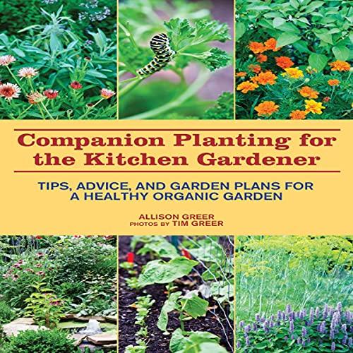 Companion Planting for the Kitchen Gardener cover art