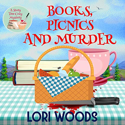 Books, Picnics, and Murder Audiobook By Lori Woods cover art