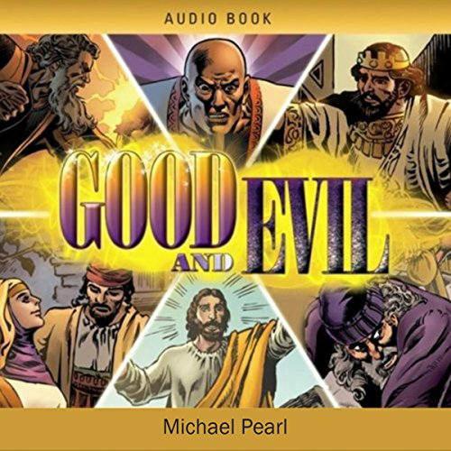 Good and Evil audiobook cover art