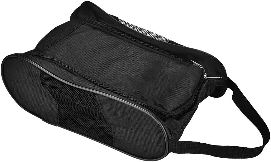 Portable Courier shipping free Jacksonville Mall Golf Shoes Bag Pocket Breathable Carrier Po