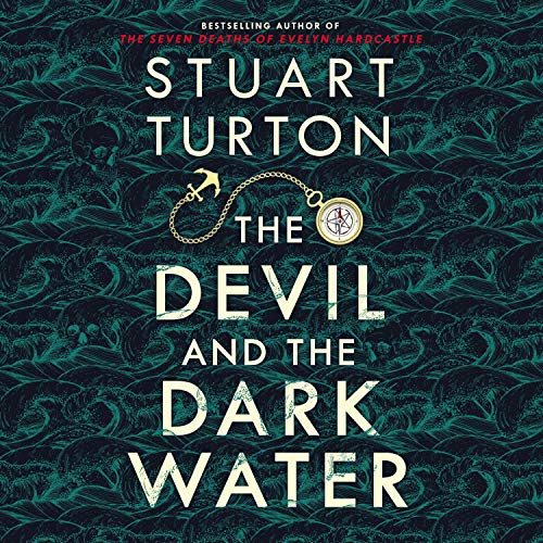 The Devil and the Dark Water cover art