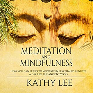 Meditation and Mindfulness cover art