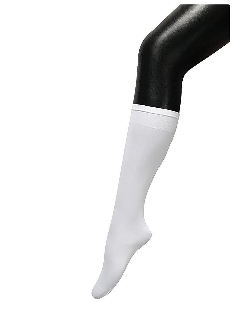 クレア診療所認可COSCO ストッキング ソックス ニーソックス 膝下タイプ 着圧 美脚 40CM