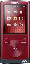 Sony Walkman NWZ-E354 8GB Digital Music Player (Red)