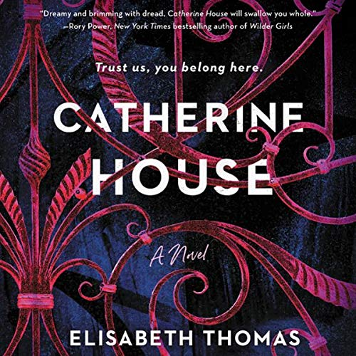 Catherine House audiobook cover art