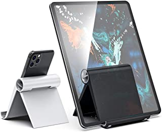 ORIbox Cell Phone Stand,Stand for iPhone, iPad,Desktop Solid Universal Desk Stand, Compatible with All iPhone 12 Pro max/1...