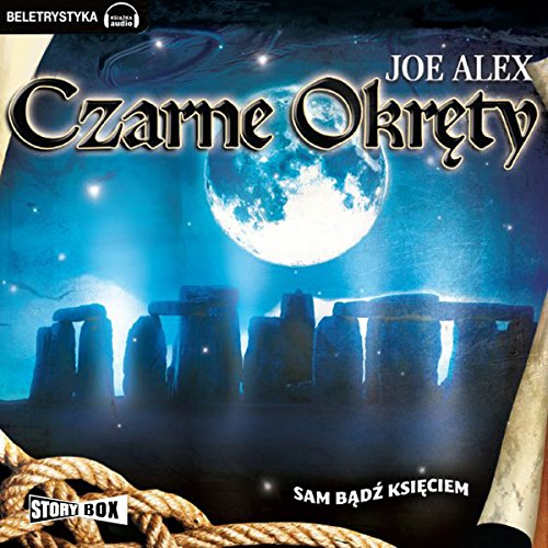Sam badz ksieciem (Czarne okrety 4) audiobook cover art