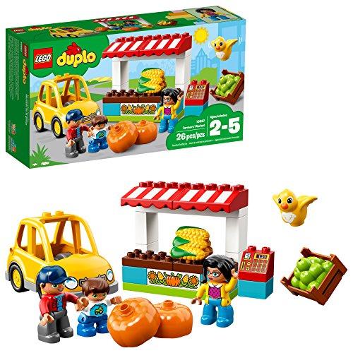 Mercado De Fazendeiros Lego Duplo Town Sem Cor Especificada