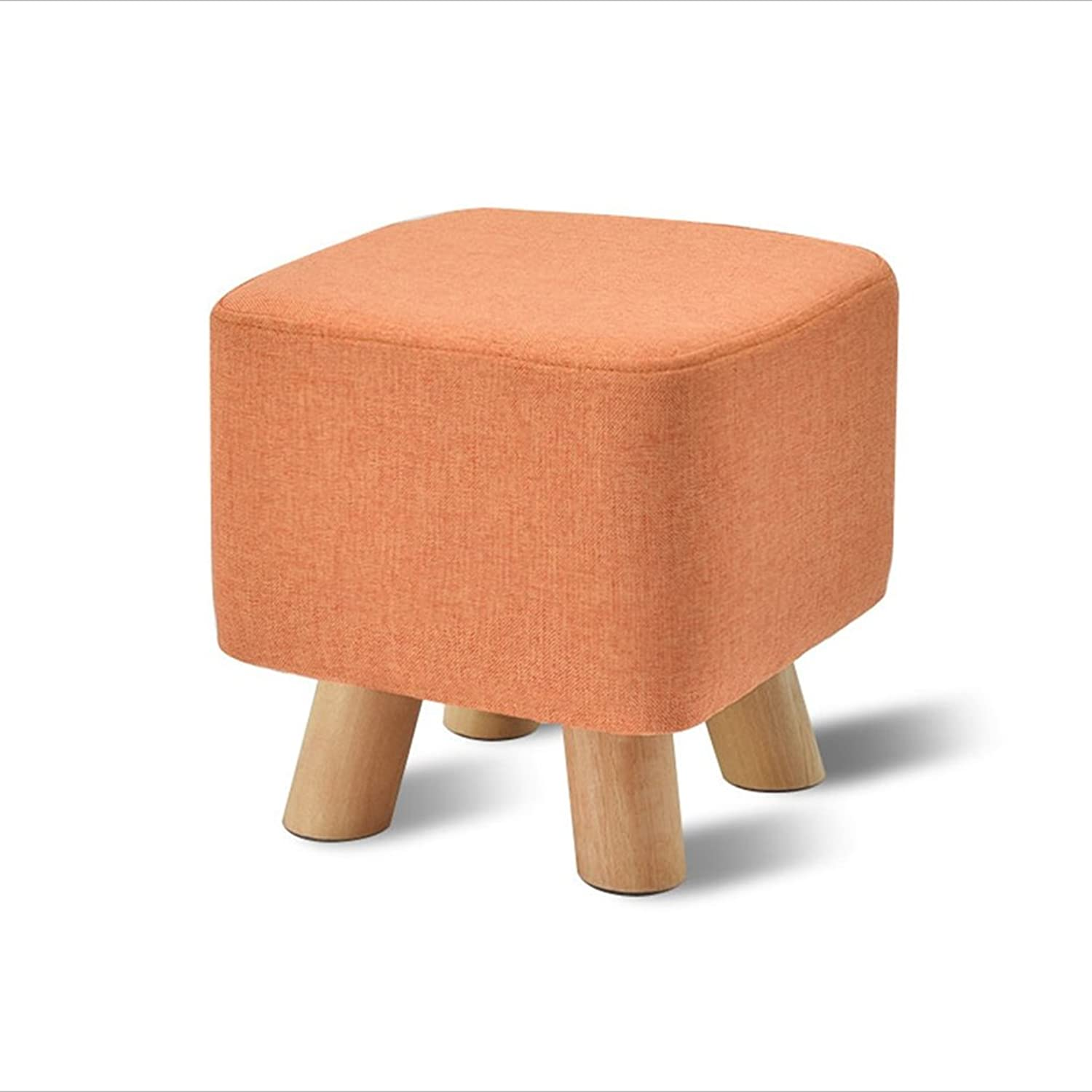 Simple Solid Wood Bench Change The shoes stools Living Room stools Household Stool Fashion stools