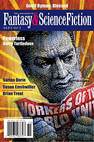 The Magazine of Fantasy & Science Fiction September/October 2018 (The Magazine of...