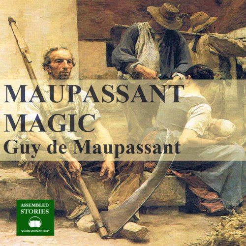 Maupassant Magic cover art
