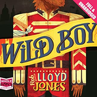 Wild Boy cover art