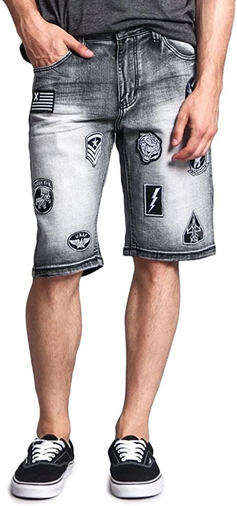 Victorious Patch Twill Shorts
