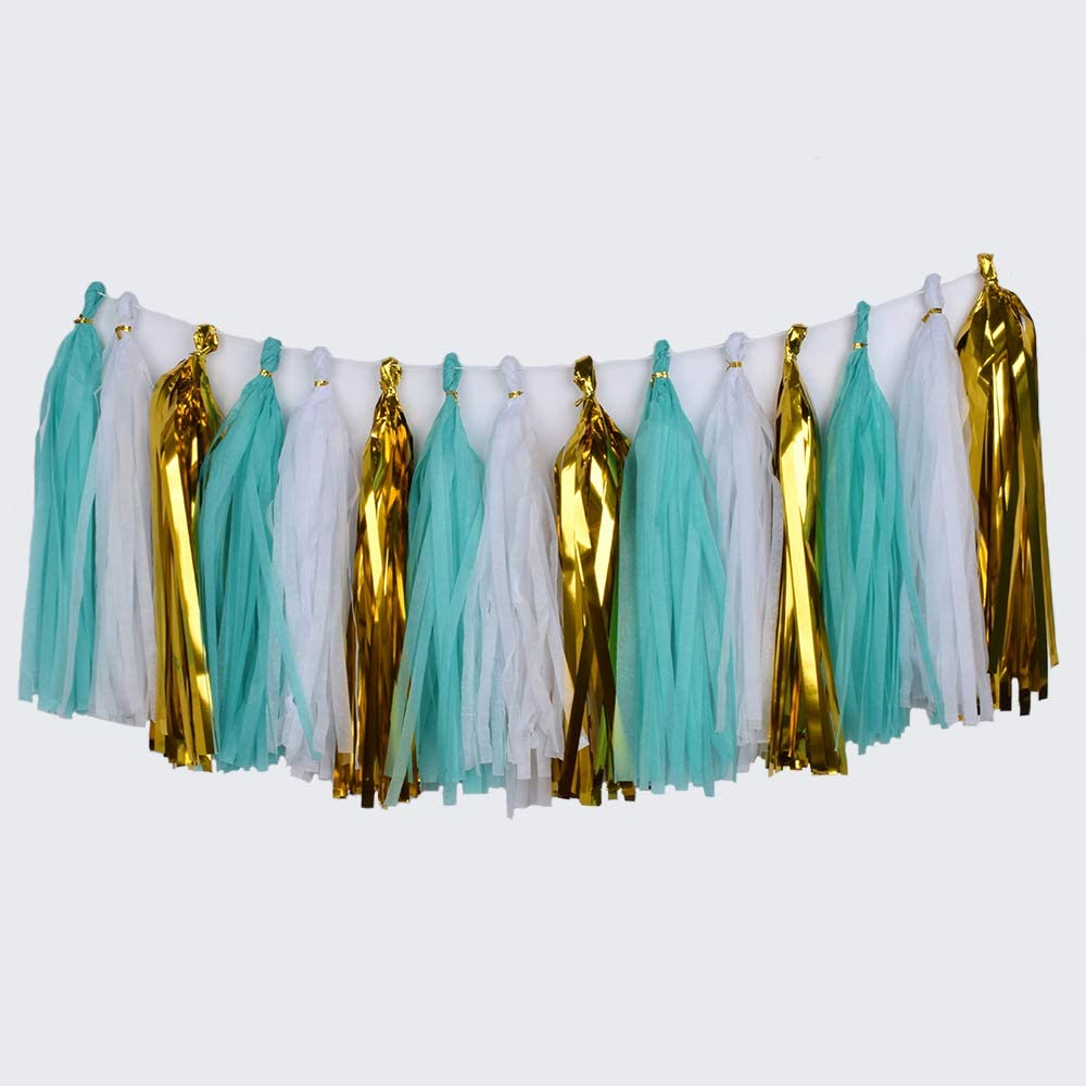 Cdycam Tissue Paper Tassel Beauty products Garland Tassels - Max 75% OFF Party 15pcs Decor