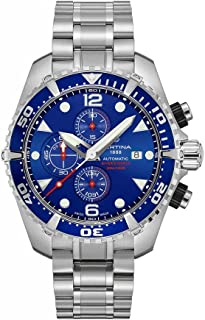 Certina DS Action Chronograph Automatic Blue Dial Mens Watch C032.427.11.041.00