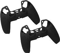 Capa para gamepad à prova de poeira, capa de silicone TwiHill de material leve, Gamers anti-extrusão à prova de suor para ...