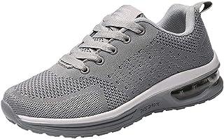 Skang dames paar modellen vliegen geweven mesh schoenen mode wilde comfortabele sportschoenzomer warme sneaker