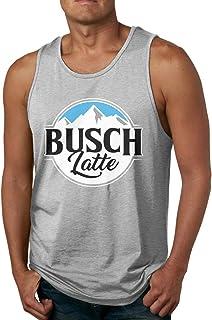 Busch Latte Light Mens Premium Jersey Tank S-3XL