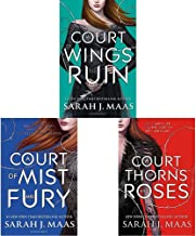 A Court of Thorns and Roses Series: A Court of Wings and Ruin + A Court of Mist and Fury + A Court of Thorns and Roses (Se...