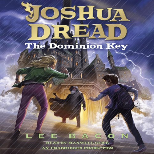 The Dominion Key audiobook cover art