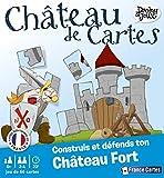 Drôles De Jeux- Jeu Chateau DE Cartes, 130005709,