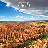 Utah Wild & Scenic 2020 12 x 12 Inch Monthly Square Wall Calendar, USA United States of America Rocky Mountain State Nature