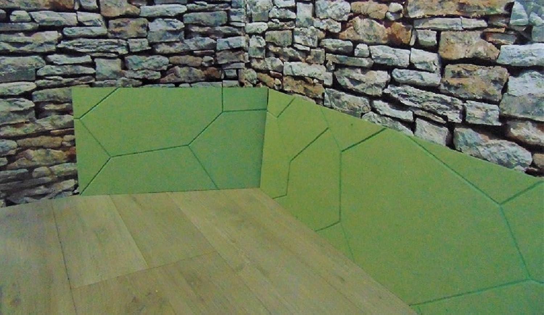Front & End Moisture Resistant MDT Bath Panel & Plinth Many Sizes (F P 150cm L x 40cm H, Egg Shell)