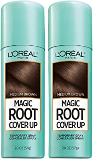 brown shampoo to cover grey hair