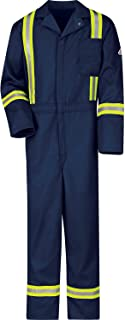 Bulwark Men's CECTNV Classic Coveralls Regular