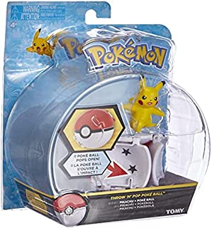Pokemon T18873D4 Activity & Amusement 3 Years & Above, Multi color