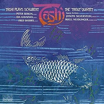 "Schubert: Piano Quintet ""The Trout"""