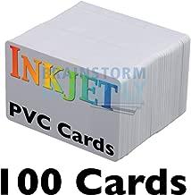 pvc id card inkjet printer