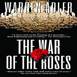 The War of the Roses audiobook cover art