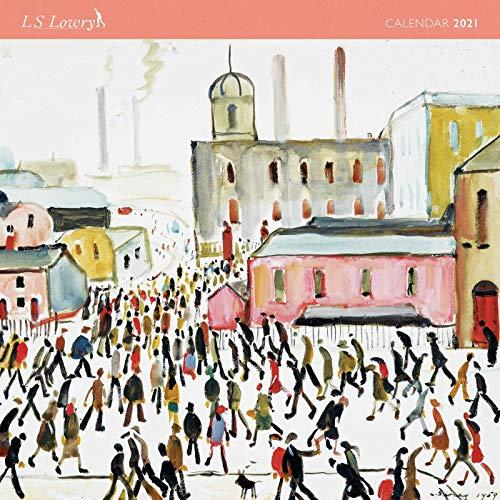 L.s. Lowry 2021 Calendar